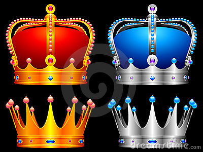 Crowns.