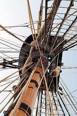 Free Crows Nest Royalty Free Stock Photography - 11027