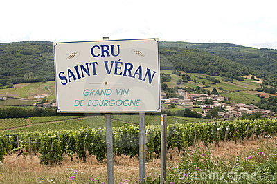 Cru saint veran Editorial Stock Image