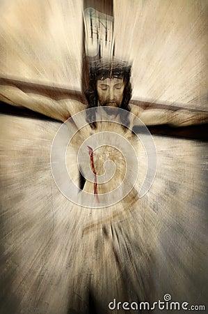 Crucified Jesus Christ