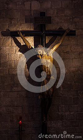 Free Crucifix Royalty Free Stock Photo - 51622335