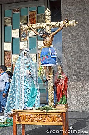 holy mary jesus cross - photo #41