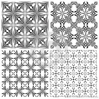 Crucifix pattern Set