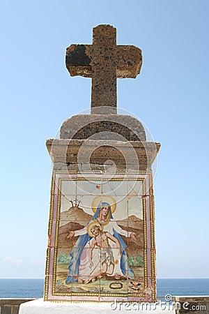 Crucifixion.