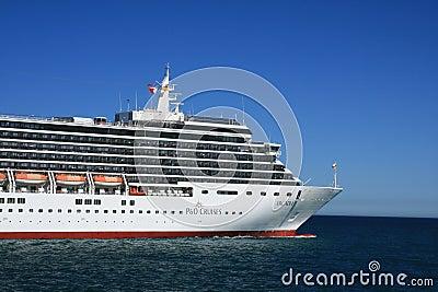 Cruise Arcadia Editorial Photo