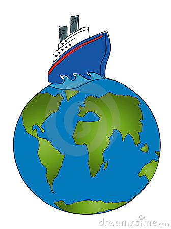 Travel Around The World Clip Art Cliparts