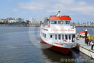 Cruise Boat Editorial Image