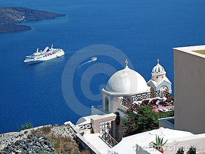 Cruise at the Greek Islands