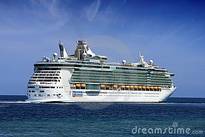 Cruise Independence of the Seas Editorial Stock Photo