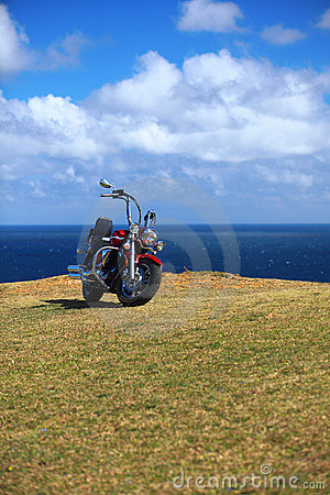 cruise motorcycle Editorial Stock Image