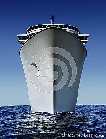 Free Cruise Ship Stock Image - 5123191
