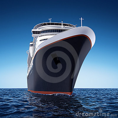 Free Cruise Ship Royalty Free Stock Photo - 5123205