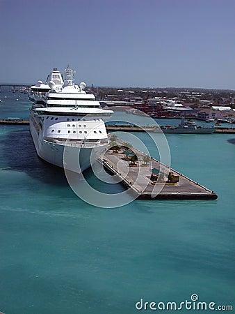 Free Cruise Ship Stock Image - 75801