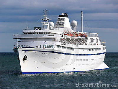 Cruise Ship A2