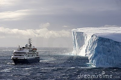 Cruise Ship Antarctica