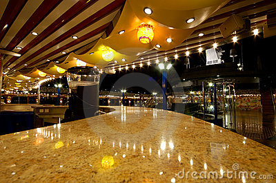 Cruise Ship Bar