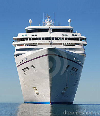 Free Cruise Ship Bow Royalty Free Stock Images - 1753239