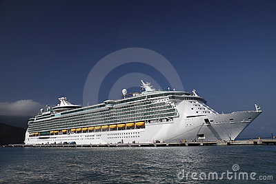 Cruise ship Caribbean