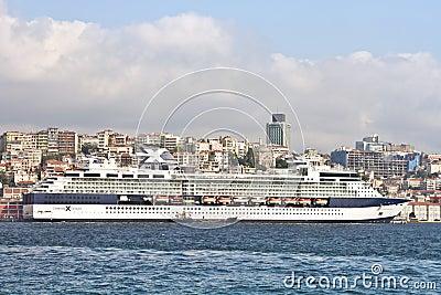 Cruise Ship Constellation Editorial Stock Photo