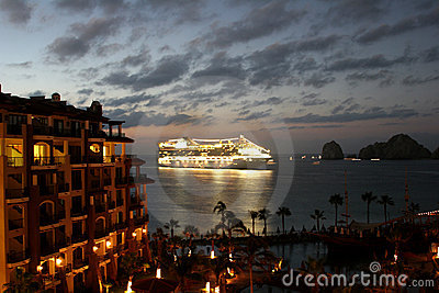 Cruise Ship Mexico