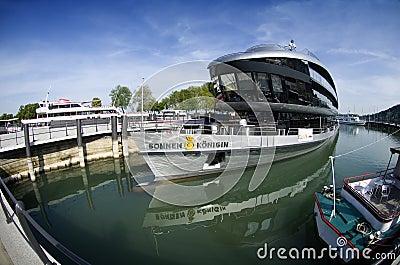 Cruise ship - MS Sonnenkönigin Editorial Photo