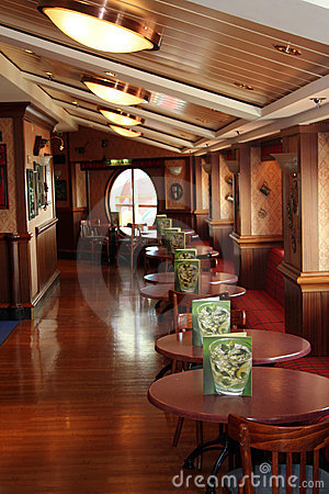 Cruise Ship Pub