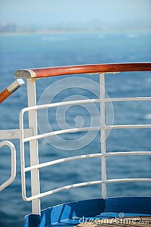 Cruise Ship Rails