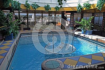 Cruise Ship Spa Pool