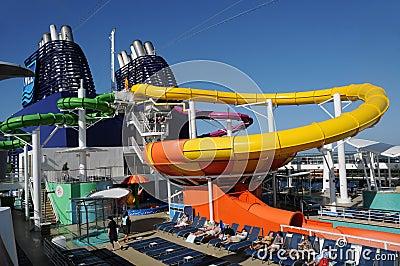 Water Slide Cruise Ship Fitbudhacom - Cruise ship slide