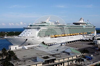 Liberty of the Seas Editorial Stock Photo