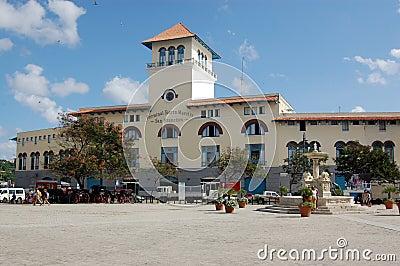 Cruise Terminal, Havana