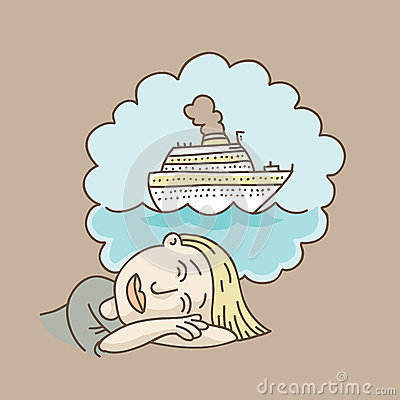 Cruise Vacation Dream