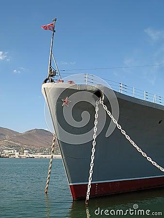 Cruiser  Mikhail Kutuzov