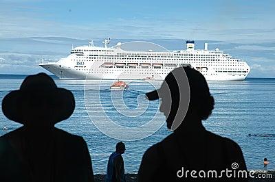Cruising. Editorial Photography