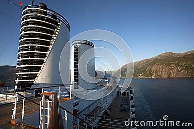 Cruising the Norwegian Fjords