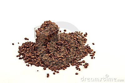 Crumbled chocolate ingredient
