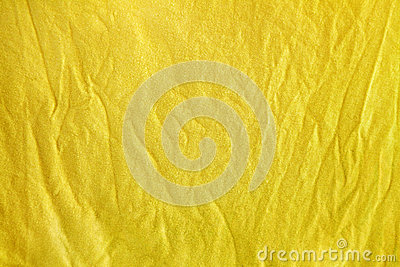 Crumpled cotton cloth texture