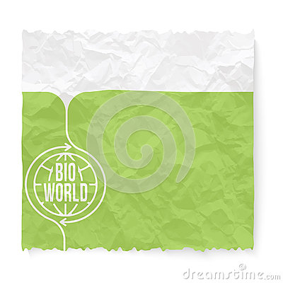 Free Crumpled Paper Royalty Free Stock Photography - 68666527