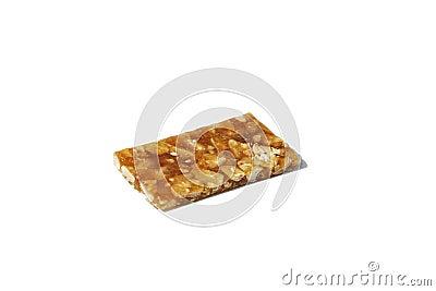 Crunchy nut snackbar