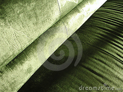 Crushed green