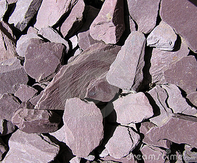 Crushed slate texture