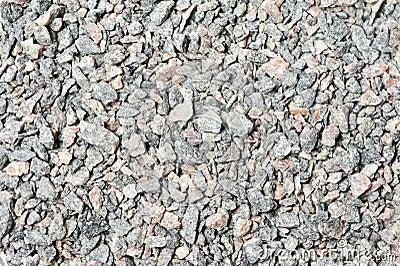 Crushed stones textures