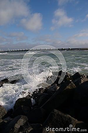 Free Crushing Waves Stock Photo - 504710