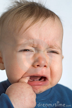 Free Crying Baby Royalty Free Stock Photography - 1936297