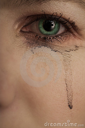 Crying Eye #01