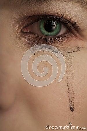 Crying Eye #01