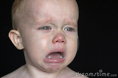 Crying Toddler