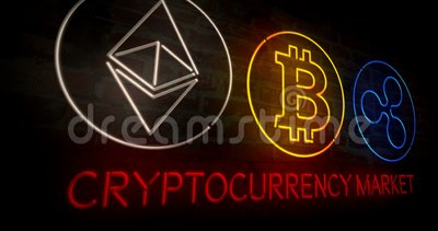 Cryptocurrency stock exchange rates