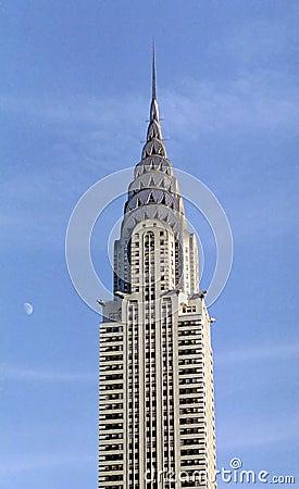Chrysler Building, New York USA Editorial Stock Image