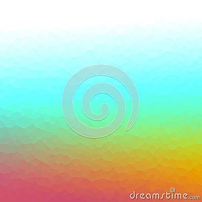 Crystal background